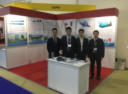 德州联合石油机械参加第16届俄罗斯国际石油和天然气设备与技术展览会