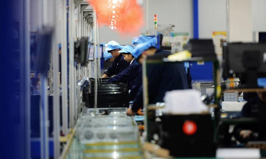10月中国制造业PMI为51.2% 大幅好于预期